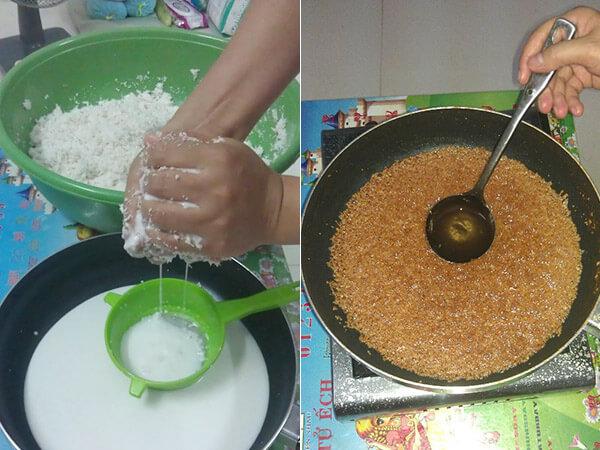 Cách tự nấu dầu dừa nguyên chất tại nhà