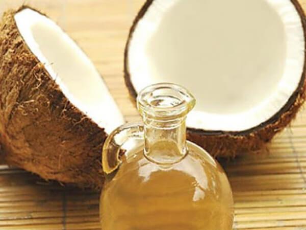 Hướng dẫn dùng dầu dừa nguyên chất