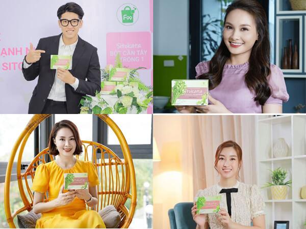 Review của khách hàng về bột cần tây sitokata