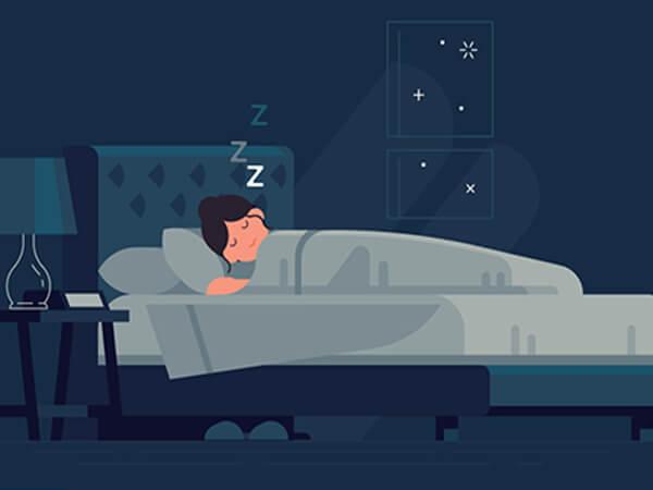 Bạch quả giúp ngủ ngon