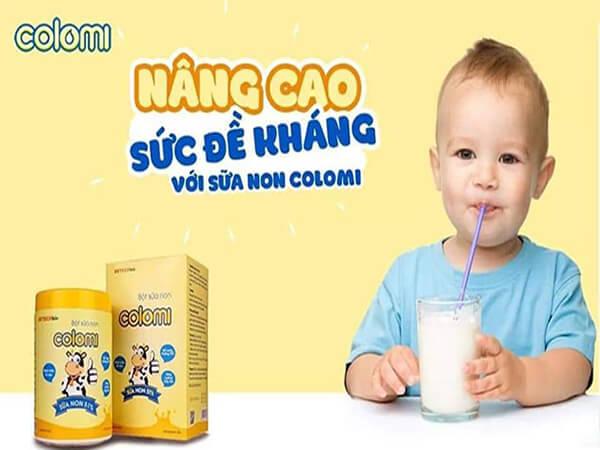 Review Sữa Non Colomi có tốt không? Giá bao nhiêu? mua ở đâu