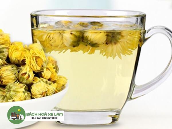 Giá bán trà hoa cúc bao nhiêu tiền 1kg