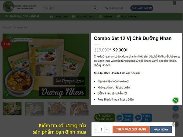 37 Huong dan mua hang tai bach hoa xe lam 3