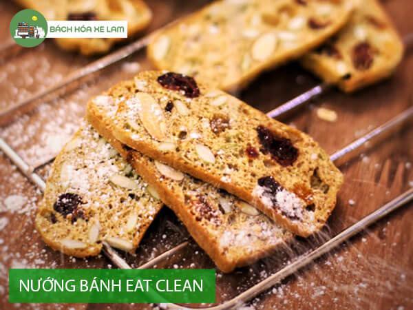 Cách làm bánh eat clean thơm ngon ít béo